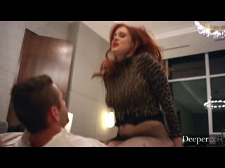[Deeper] Maitland Ward - [2020, All Sex, Blonde, Tits Job, Big Tits, Big Areolas, Big Naturals, Blowjob]