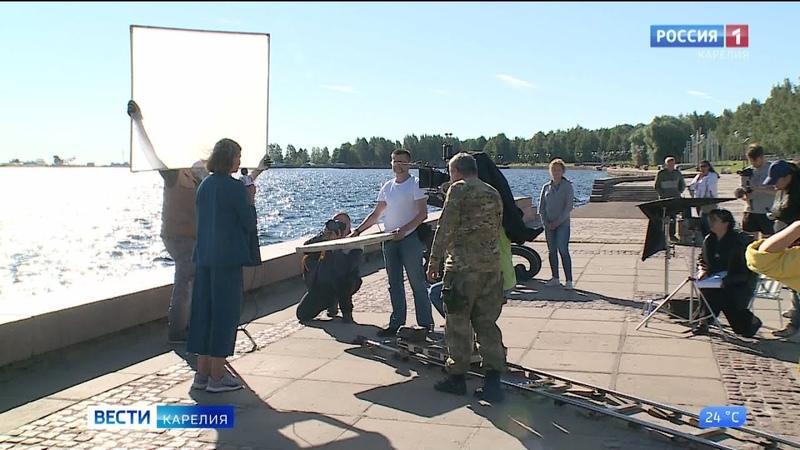 В Карелии начались съемки детского художественного фильма под названием Там где мечтают медведи