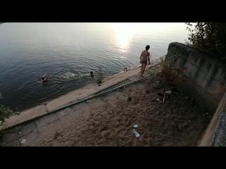 Хабаровск. Прогулка по опасным руинам недалеко от центра города. Видео от подписчика.