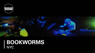 Bookworms live in the Boiler Room New York