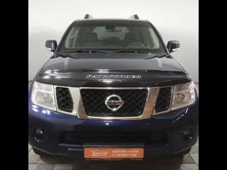 Обзор автомобиля Nissan Pathfinder