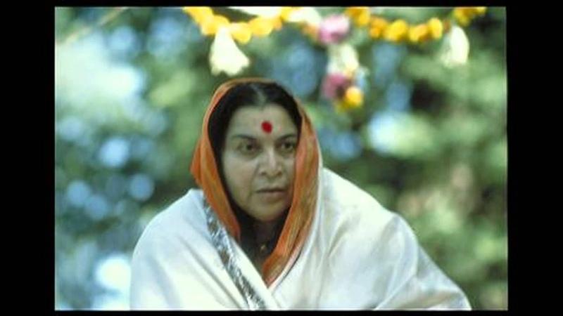 Maza aai cha sonya vani rung Sahajayoga Shree Mataji Bhajan
