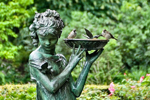 Садовые скульптуры, Идеи!