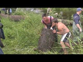 Субботники на реке Вохна продолжаются
