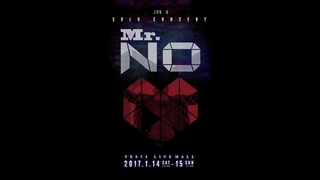 "2PM JUN. K Youtube Concert ""Mr. NO♡"""
