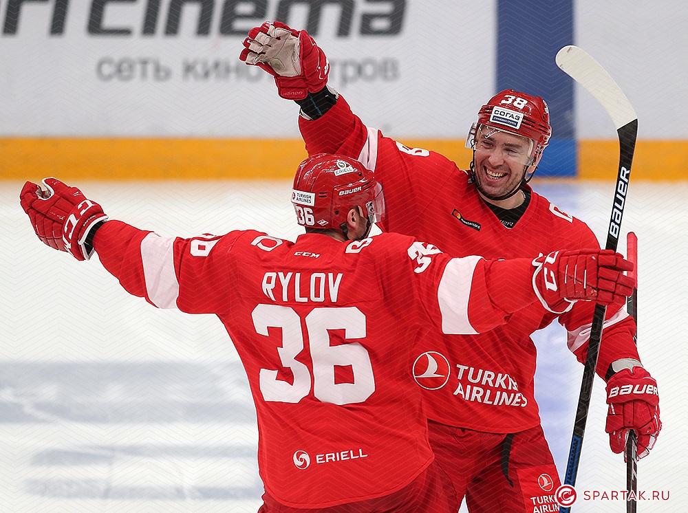 Яков Рылов и Илья Зубов