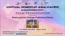 R20.7.7 - Russia Region - TEAM: TechnoMir - Finalist Presentation - RCJ OnStage Preliminary Primary