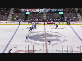 NHL 2018-2019 / RS /  / Montral Canadiens - Vancouver Canucks