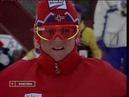 Лыжные гонки. Чемпионат мира 1993. Фалун. Эстафета 4х5. Женщины