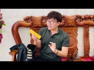 Tiết lộ vài món đồ trong balô của diễn viên Đại Nghĩa không thể thiếu kem chống nắng Nhật Kim Anh