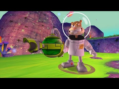RPCS3 0.0.10 | SpongeBob SquarePants Planktons Robotic Revenge HD 60FPS | PS3 Emulator Gameplay