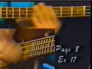 Alexis Sklarevski Slap Bass Program - Супер школа по слэпу!