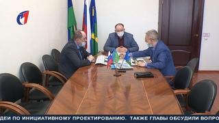 Рабочие встречи с главой. ТК «Первый Советский»