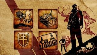 Все вырезанные и уникальные объекты в игре The Saboteur.