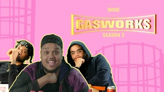 Chunkz talks Mansions, Money and Early YouTube days & Specs visits 4/20 | GASWORKS