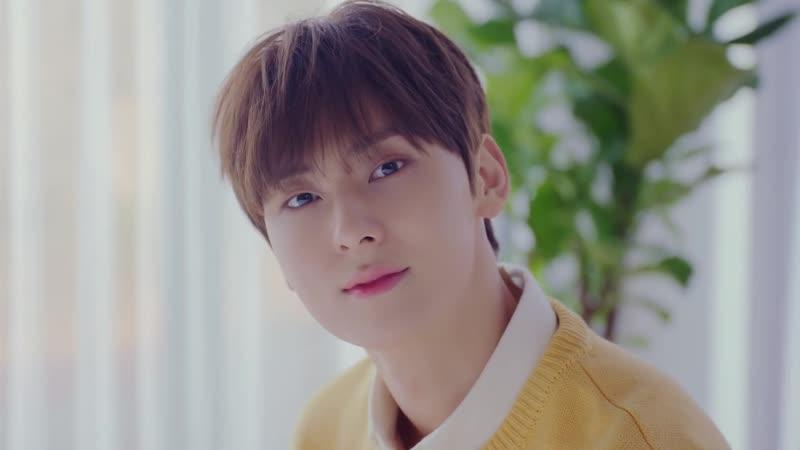 MINHYUN NU'EST 뉴이스트 Let's Love with Spoonz MV Teaser