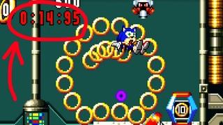 ЭТОТ УРОВЕНЬ НА СКОРОСТЬ УБИЛ МОИ НЕРВЫ   Sonic Advance #6