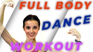 Ballet dance workout 2020 (full body) with Maria Khoreva & Nike