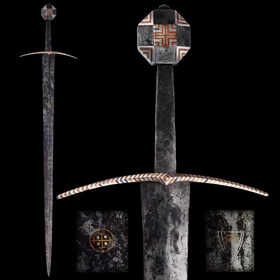 Espadas históricas y sus reproducciones DBI77q1eKDU