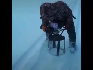 Как Вам бур?