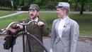 19th century trike and boneshaker tour Stanley Park