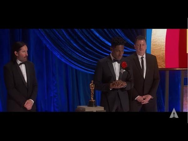 Soul Wins Best Original Score 93rd Oscars
