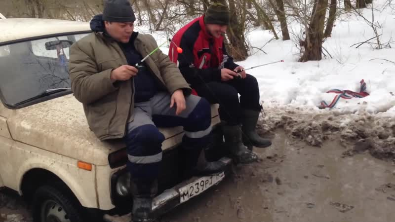 Суровая рыбалка в России cehjdfz hs,fkrf d hjccbb
