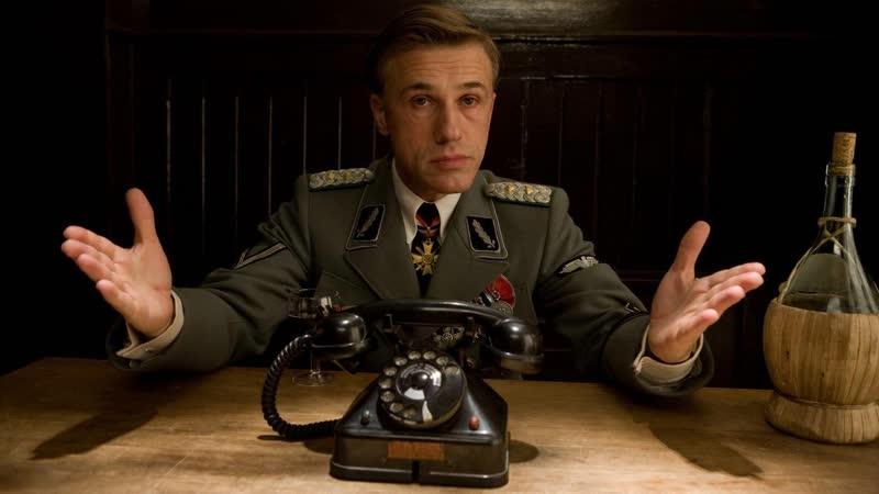 Бесславные ублюдки Inglourious Basterds 2009 Русский трейлер