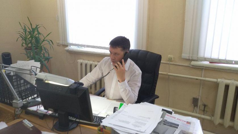 В Петровске проводятся тематические приёмы по вопросам ЖКХ