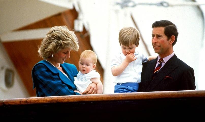 «Ад с самого первого дня»: обнародованы новые слова принцессы Дианы о браке с принцем Чарльзом