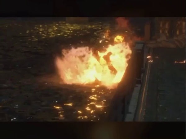 Resident evil 3 2020 spoilers bitch can't even swim
