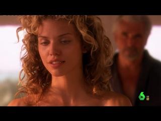 Sirenas del Caribe (2007) Bad Girl Island sexy escene 15 AnnaLynne McCord