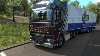 Euro Truck Simulator 2  v.  Покатушка