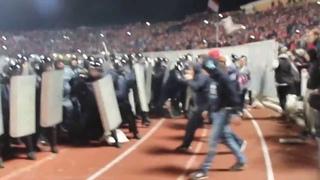 Драка с ОМОНом! Шинник - Спартак, Ярославль, 2013