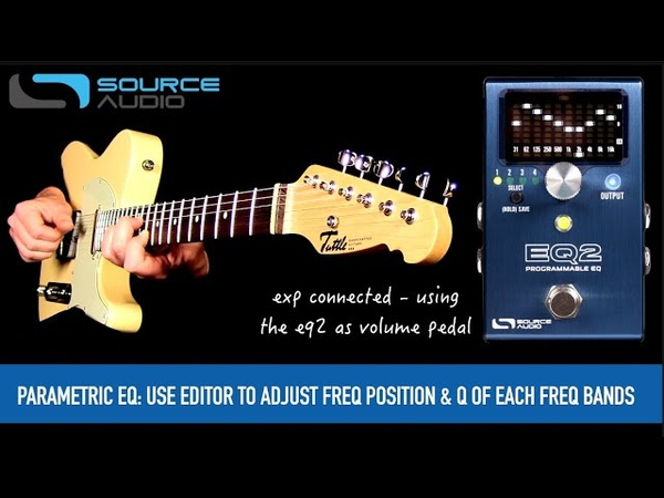 Source Audio EQ2