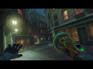 Clean king's row around the map tour