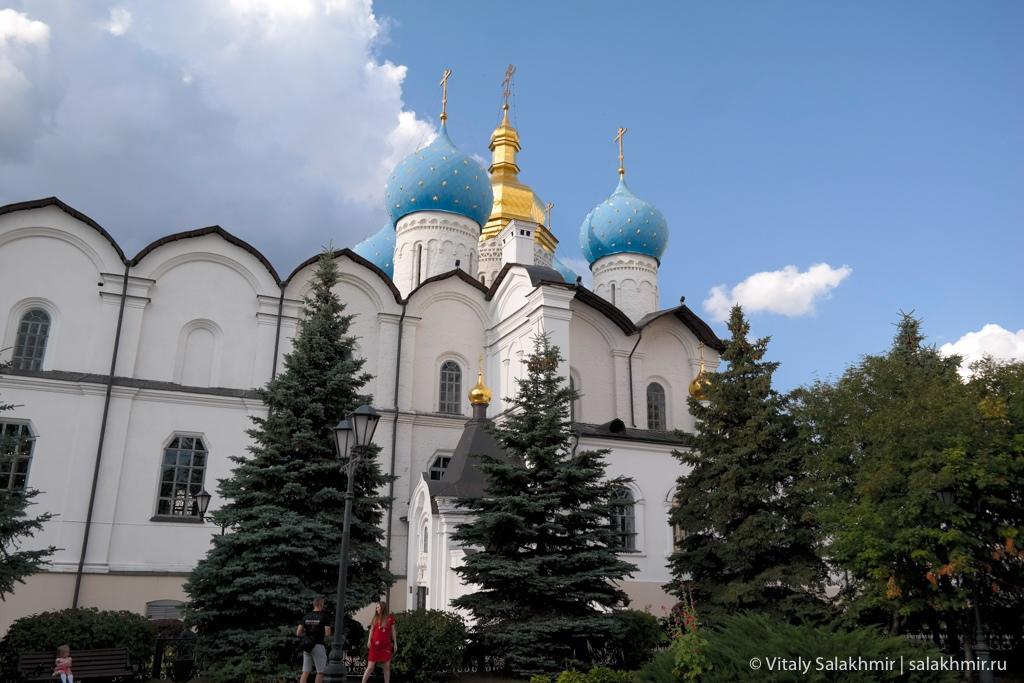 Благовещенский собор в Казанском Кремле, Казань 2020