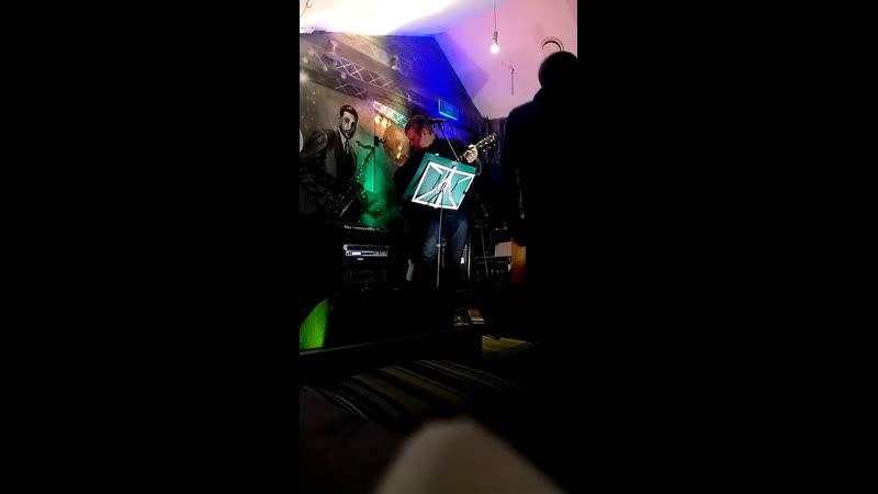 Бит-Дуэт Проспект Ленина Live в Джаз - Блюз Лофт Баре.