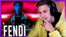 😱РЕАКЦИЯ НА КЛИП Fendi - Rakhim (Official Music Video) Реакция на клип Фенди - Рахим