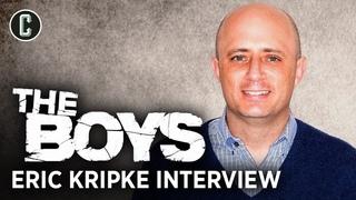 The Boys Season 2: Showrunner Eric Kripke Reveals Tons of Cool NEW Info
