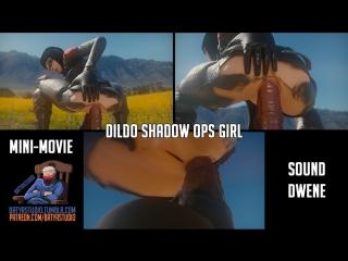Rule34 fortnite dildo shadow ops girl sfm 3d porn sound 1min
