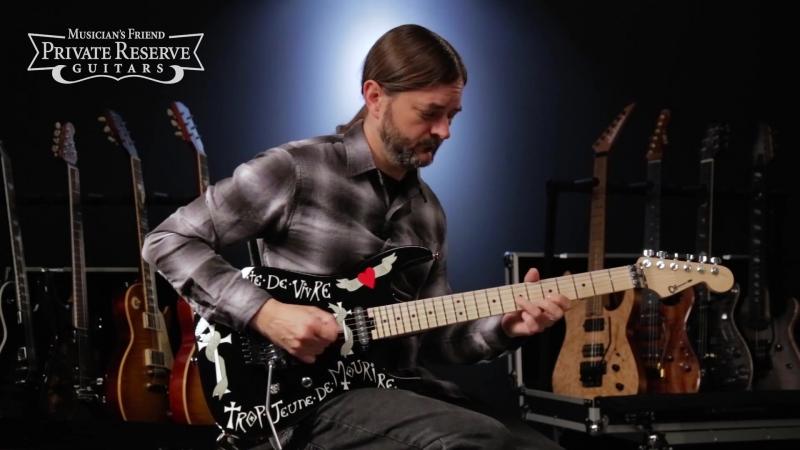 Charvel Warren DeMartini Signature San Dimas Electric Guitar