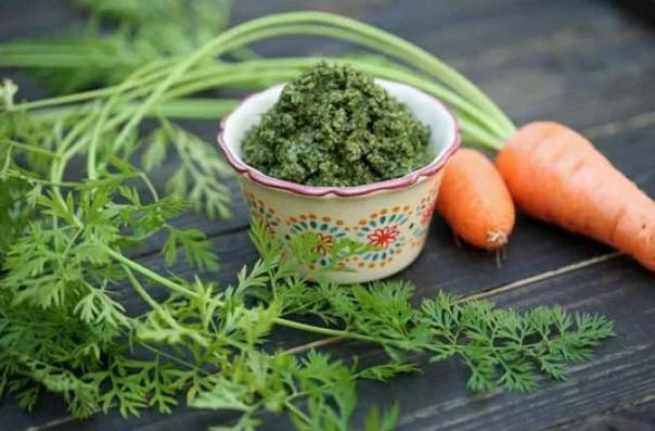 Морковная ботва в сотни раз Полезнее самой моркови