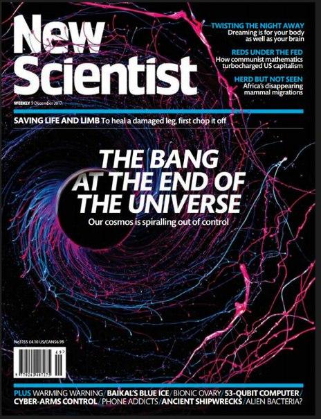 New Scientist - December 9, 2017