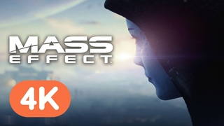 Mass Effect - Official Announcement Trailer (4K) | Game Awards 2020